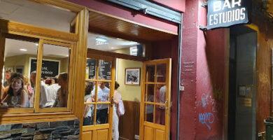 """Bar """"Estudios"""""""