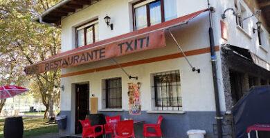 Bar Restaurante Txiti
