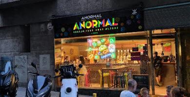 Anormal Food | Cocina Latinoamericana | Delivery & Para llevar