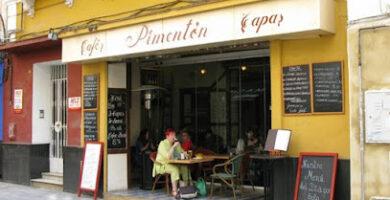 Bar de Tapas en Sevilla PIMENTÓN