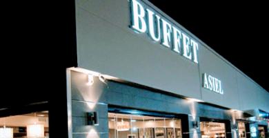 Buffet Asiel