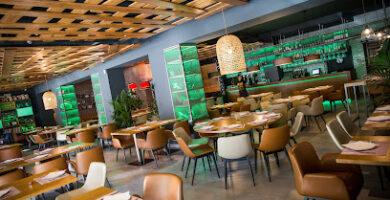 33-45 Sound Restaurant